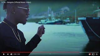 10Tik - Gangsta  (Official Music Video)