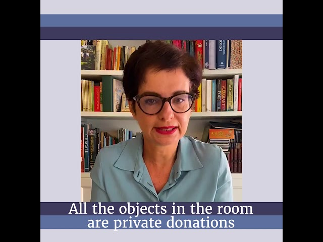 Denise Ruben will tells us about the Libyan room