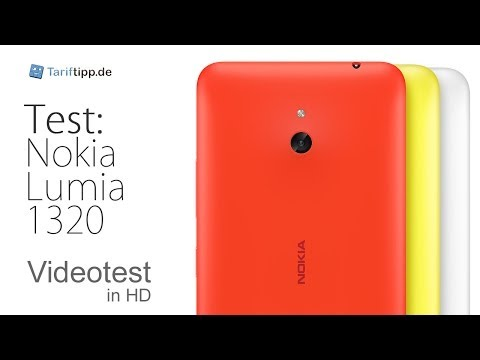 Nokia Lumia 1320 | Test in deutsch (HD)