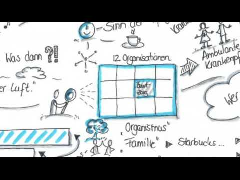 Reinventing Organisations - Frederic Laloux at Lernforum 2016 in Oberursel