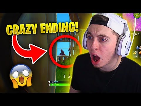 THIS GAME HAD ME SHAKING!!! (Fortnite Battle Royale)