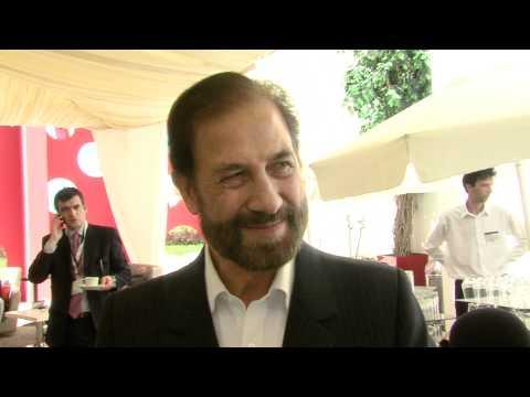 TradeWinds Shipowners Forum 2012 @ Posidonia - Mohammed Souri