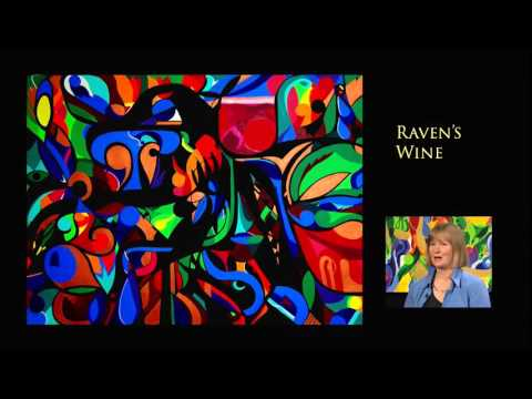 Sally Rayn: Abstract Art and Technology
