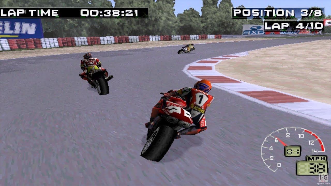 Superbike 2000 PS1 ROM #28