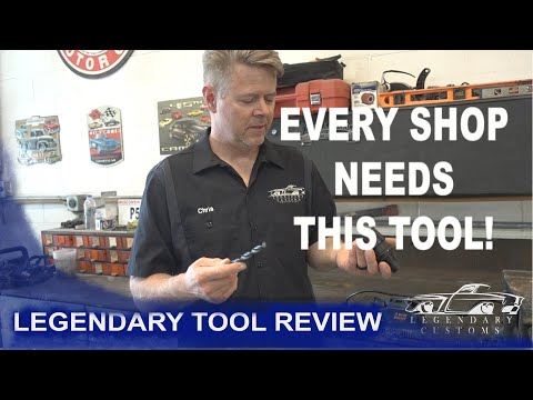 Legendary Customs Tool Review: Drill Doctor XP2