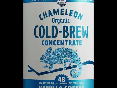 "Chameleon Cold-Brew // ""Pants"""
