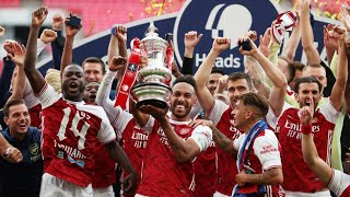 ARSENAL 2 1 CHELSEA  (2020 FA CUP FINAL REACTION )