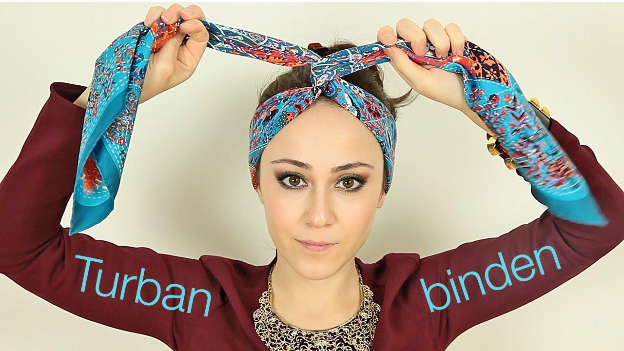 Turban Binden 1 By Hatice Schmidt