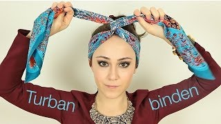 Turban binden #1 by Hatice Schmidt