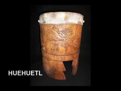 Instrumentos musicales prehispnicos  Mineral de Pozos