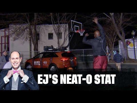 Shaq Gets Buckets... | EJ's Neat-O Stat