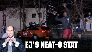 Shaq Gets Buckets... | EJ's Neat-O Stat