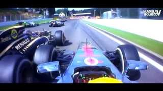 Formula One [Season Review 2010 - 2012]