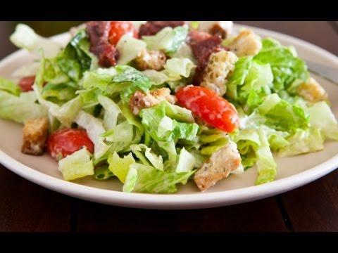 Худеть на салате цезарь