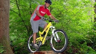 Bikeskills.com: Roots Rocks and Water Crossings