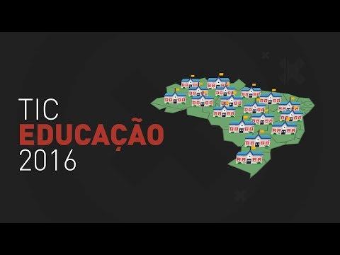 TIC Educação 2016