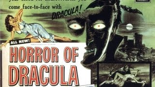 Hammer Horror Movie Reviews - Horror of Dracula (1958)