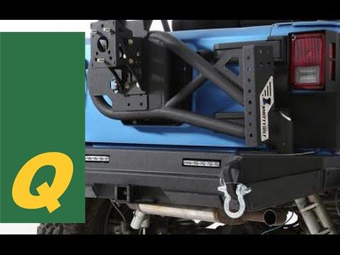 Smittybilt Gen2 XRC Rear Bumper for Jeep Wrangler JK Review