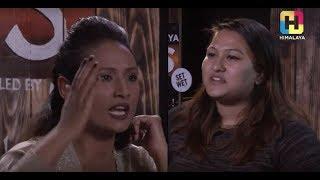 HIMALAYA ROADIES - Suzana Shrestha's Tough Audition - Miss Tanahun 2015