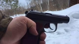 ПМ СХП Р-411 рассверленный дроссель отстрел