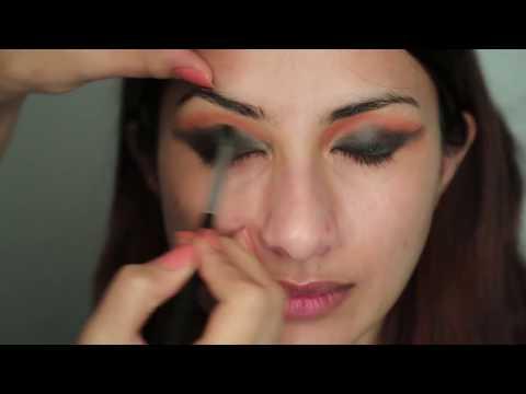 Classy Sangeet Makeup Look | Smokey Eyes Tutorial #KalkiXDeepalHaria #BridalSeries