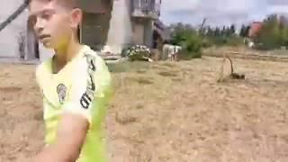 Live Z KRUSZYN ARENY TRENING PRZYDOMOWY -Strzelamy w Opony