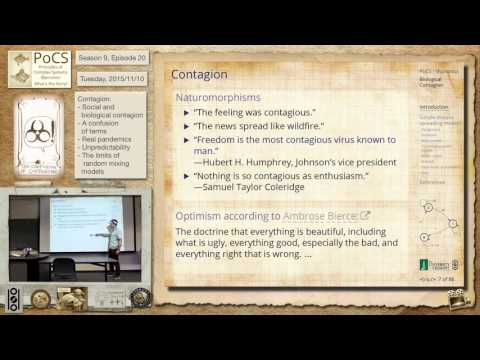 S9E20: Contagion—the unpredictability of pandemics