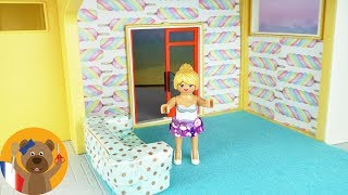 Salon pour Villa de Luxe Playmobil DIY | Nouvelle Villa Playmobil | Sol & Murs