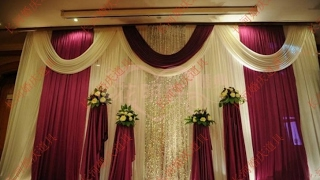 Wedding Stage Background Decoration