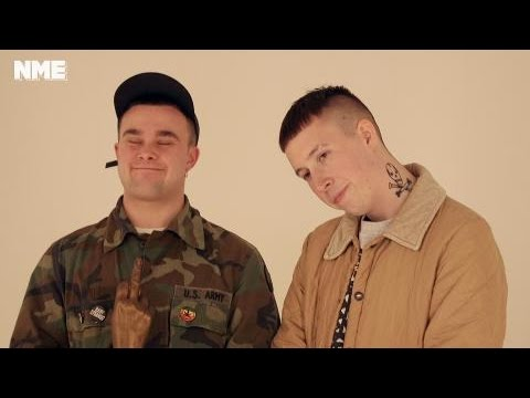 NME Awards 2016 - Slaves take Best Music Video