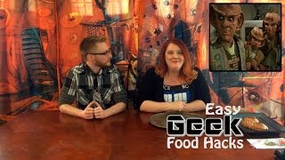 Easy Geek Food Hacks: Ferengi Ears
