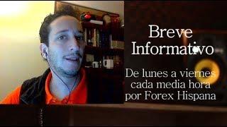 Breve Informativo - Noticias Forex del 22 de Enero 2018