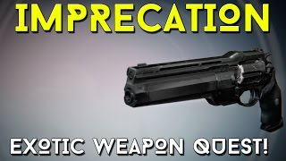 Destiny : Imprecation Quest : How to Get the First Curse