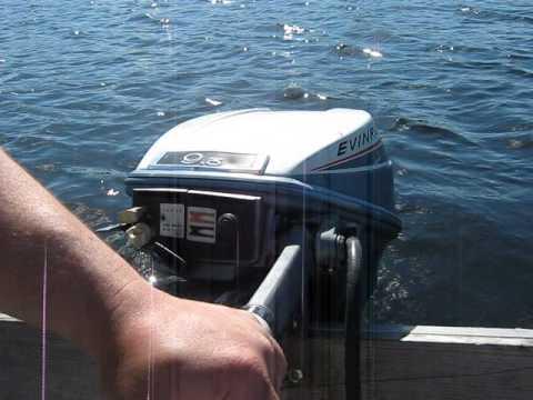 Evinrude Sportwin 9 5 Hp Outboard Motor
