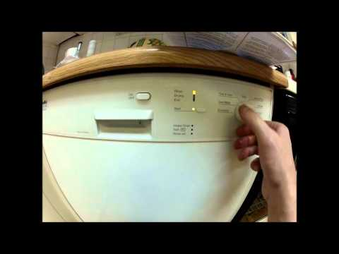 Miele Dishwasher Hook Tool Circulation Pump Repair Youtube