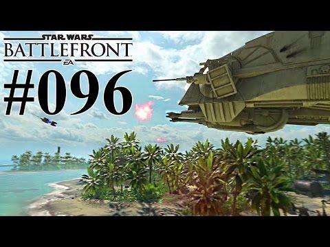 STAR WARS BATTLEFRONT #096 Scarif Strandläufer Angriff ★ Let's Play Star Wars Battlefront [Deutsch]