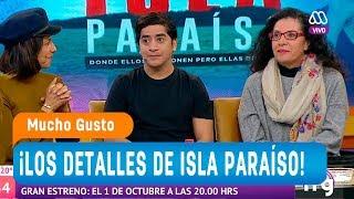 !Los actores de Isla Paraiso contaron detalles de la nueva teleserie de MEGA! - Mucho Gust ...