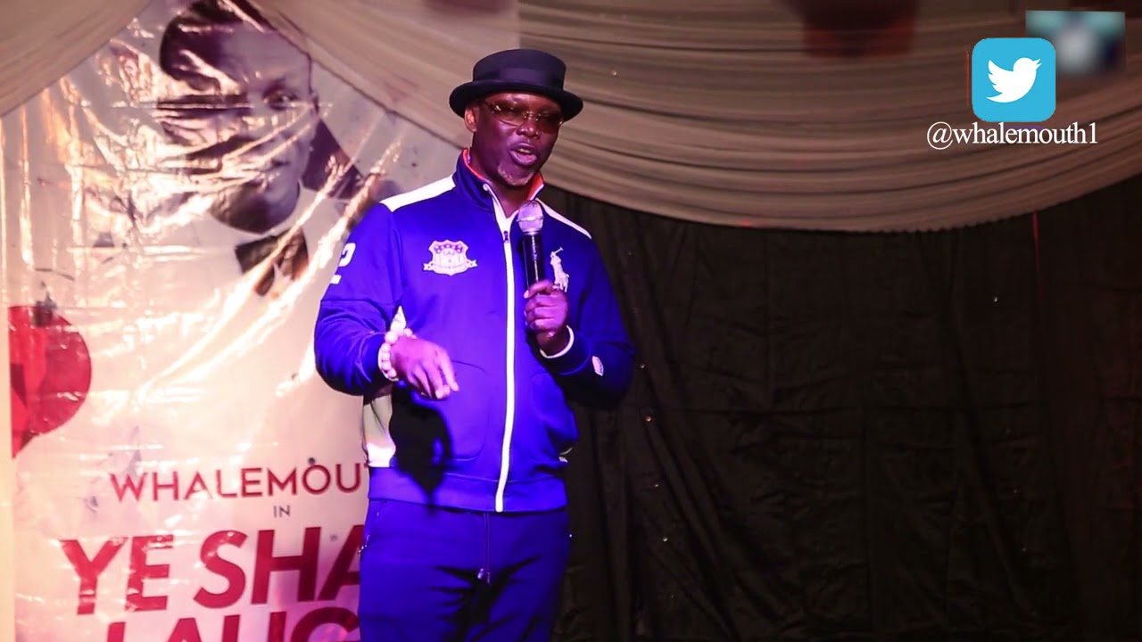 Download THE FUNNIEST BLACK MAN ALIVE, GORDONS  THE LASTEST NIGERIA COMEDY SHOW
