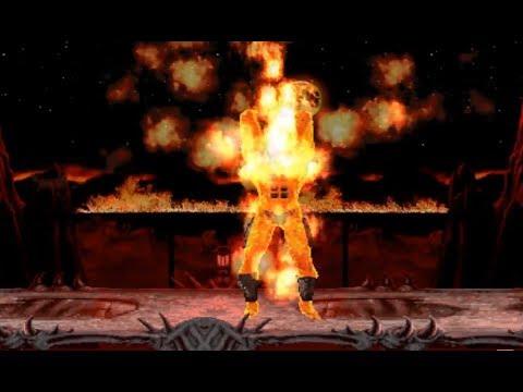 Mortal Kombat Project 4.1 (2018) Season 2 Final - Secret Battle Vs Blaze