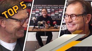 Die lustigsten Sprüche von Ewald Lienen. Tschüss, Kult-Trainer! | SPORT1 Rankings