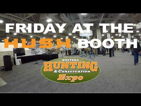 DAY 1 OF THE WESTERN HUNTING CONSERVATION EXPO