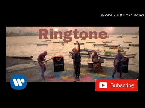 Coldplay Hymn For The Weekend Ringtone
