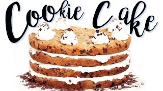 EPIC MILK & COOKIE CAKE | Baking with Meghan