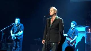 Morrissey (Kiss Me A Lot) New Years Eve @ Galen Center, Los Angeles