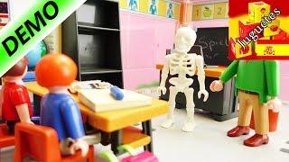 DEMO Playmobil 4324 | Escuela gigante