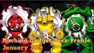 Yugioh Machina Gadget Deck January 2014