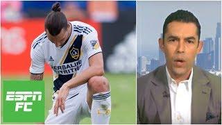 'I think we've seen the last of Zlatan Ibrahimovic in an LA Galaxy jersey' - Herculez Gomez | MLS