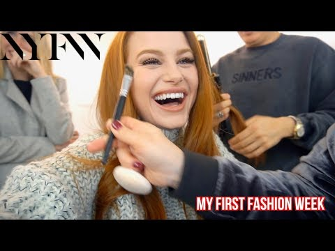 Download Youtube: VLOG- My First New York Fashion Week | Madelaine Petsch