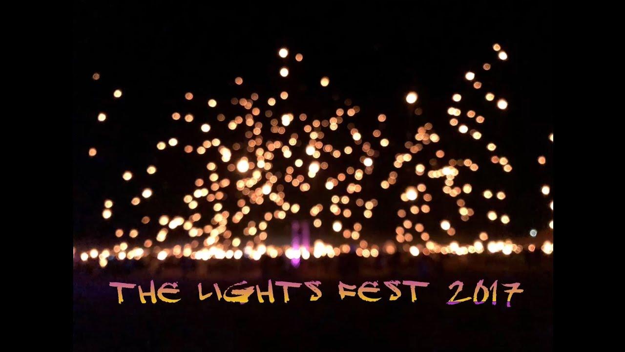 The Lights Fest Vlog Southern California 2017