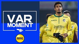 VAR | 'Mistaken Identitiy' bij PSV - Fortuna Sittard